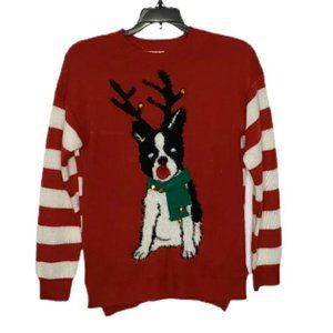 3/$30 FOREVER 21 ugly Christmas sweater small